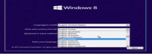 process of windows 8